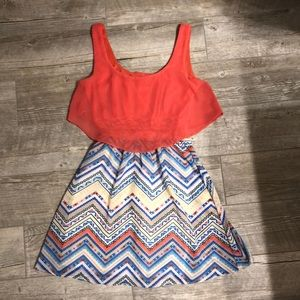 Cute spring/summer dress! From Macy's ☀️